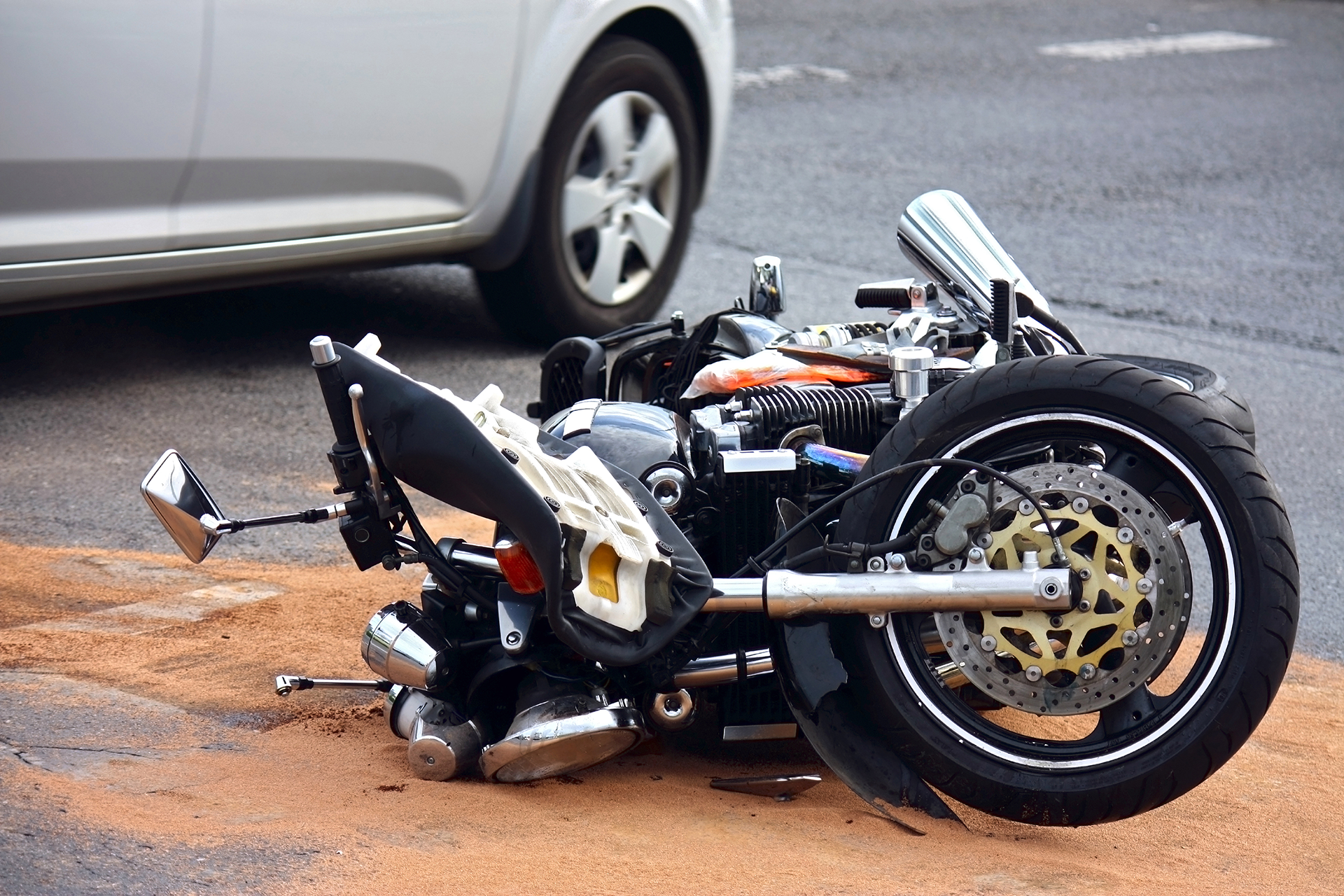 motorcycle accident lawyer rock hill